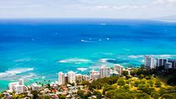 Find cheap flights from California to Honolulu
