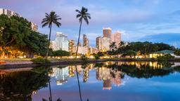 Find cheap flights from Busan to Honolulu