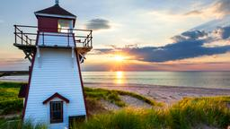 Find cheap flights from Fayetteville to Prince Edward Island