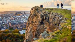 Find cheap flights from London Gatwick Airport to Edinburgh Turnhouse