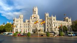 Madrid hotels near Plaza de Cibeles