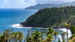 Find cheap flights from California to Dominica