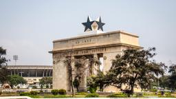 Find cheap flights from Santa Ana to Ghana