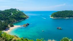 Find cheap flights from Louisiana to Phuket