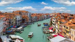Find cheap flights from McAllen to Venice Marco Polo Airport