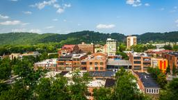 Find cheap flights from Jamaica to Asheville