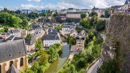 Find cheap flights from Raleigh to Luxembourg