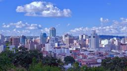 Find cheap flights from St. Louis to Harare