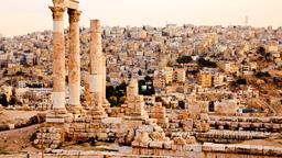 Find cheap flights from Huntsville to Amman