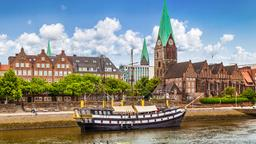 Find cheap flights from Fayetteville to Germany