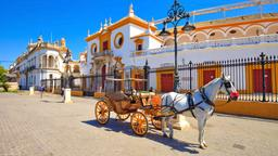 Find cheap flights from Washington to Sevilla