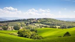 Find cheap flights from Hartford to Tuscany
