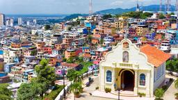Find cheap flights from Anchorage to Guayaquil