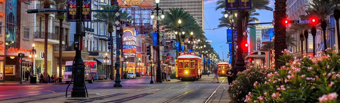 New Orleans Hotels Near Cruise Line Terminal