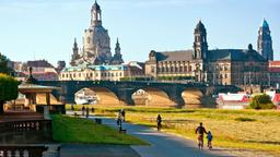 Find cheap flights from Washington to Dresden