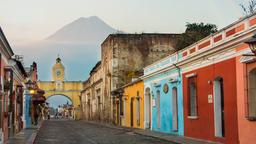 Find cheap flights from Washington Dulles Airport to Guatemala City