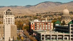 Find cheap flights from North America to Boise