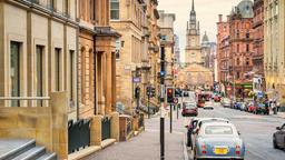 Find cheap flights from Little Rock to Glasgow Airport