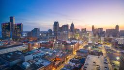 Find cheap flights from Belize to Detroit