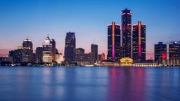Find cheap flights from Albania to Detroit