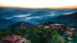 Find cheap flights from District of Columbia to Nepal