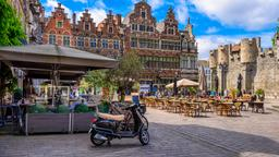 Ghent hotels near Friday Market Square