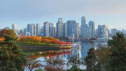 Find cheap flights from London Gatwick Airport to Vancouver Airport
