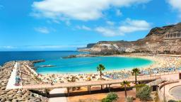Find cheap flights from Green Bay to Gran Canaria