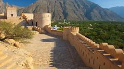 Find cheap flights from Doha to Muscat