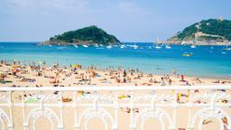 Find cheap flights from Chicago to San Sebastian