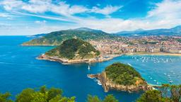 Find cheap flights from Oregon to San Sebastian