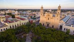 Find cheap flights from Burbank to Mérida