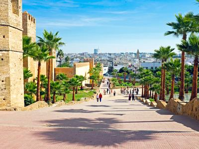 Best options to fly into morocco from ny