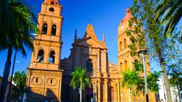 Find cheap flights from District of Columbia to Santa Cruz de la Sierra