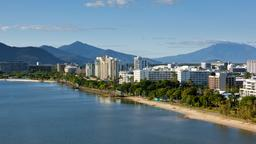 Find cheap flights from Worcester to Cairns