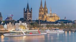 Find cheap flights from San Antonio to Cologne