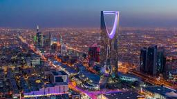 Find cheap flights from Detroit to Riyadh