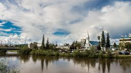 Find First Class Flights to Fairbanks