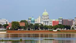 Find cheap flights from Pensacola to Harrisburg