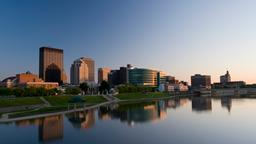 Find cheap flights from Iowa to Dayton