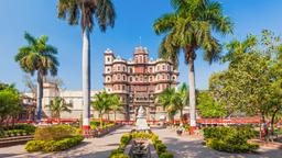 Find cheap flights from California to Indore
