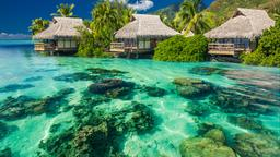 Find cheap flights from Kailua-Kona to Tahiti