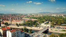 Find cheap flights from California to Niš