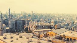 Find cheap flights from Washington to Cairo