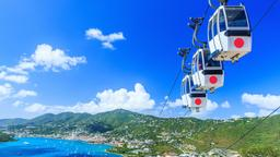 Find cheap flights from Washington Dulles Airport to Saint Thomas Island