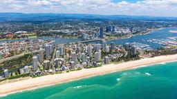 Find cheap flights from Washington to Australia