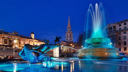 London hotels near Trafalgar Square