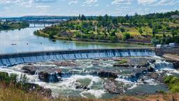 Find cheap flights from Canada to Great Falls