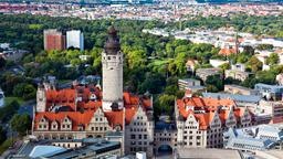 Find cheap flights from West Virginia to Leipzig