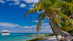 Find cheap flights from Kahului to Caribbean Islands